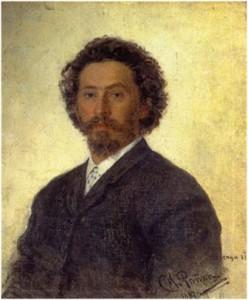 Репин И.,1887