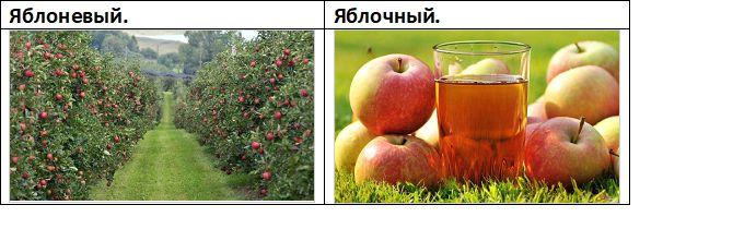 яблочный