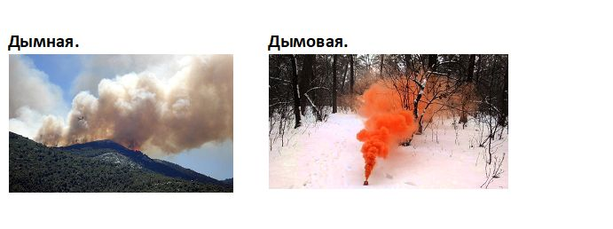 дымная